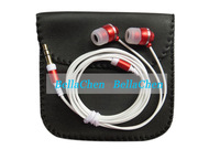 3.5mm EX-088 diamond metal headphones bass  in-ear headphone For phone MP3 MP4 PC computer Laptop Walkman Headset