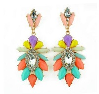 European and American fashion elegant Drop Earrings(Free shipping)