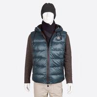 2014 Brand New Mens Goose Down Fashion Winter Warm Vest