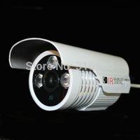 Hot HD 1000TVL Surveillance Camera CMOS 3 IR Array  Long Range Video Outdoor Color Waterproof CCTV WZ133-10