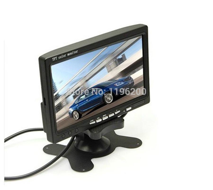 Car Lcd Display hd Lcd Monitor Hdmi Car