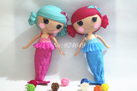 Free shipping New 30-33cm Lalaloopsy Lotte mini Plastic Doll Toys Lalaloopsy dolls Classic In Stock