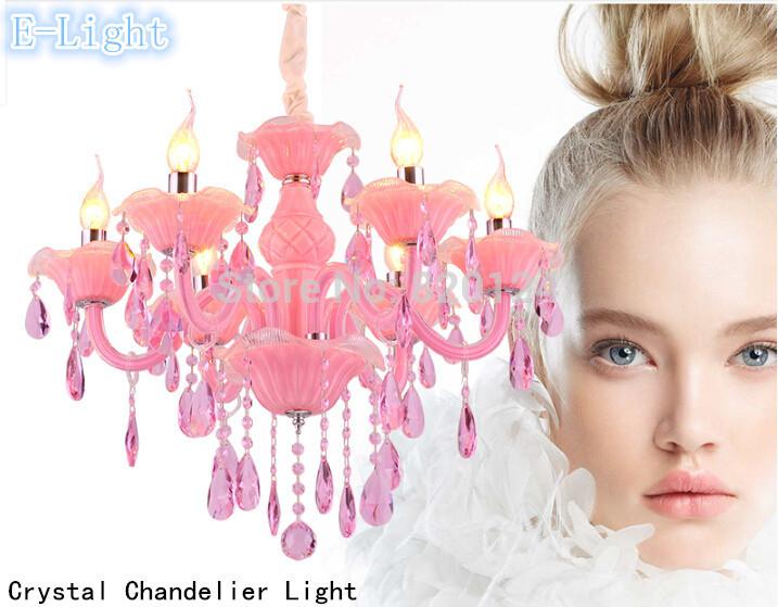 lampadari ragazzi : Acquista allingrosso Online lampadario di colore rosa per la camera ...