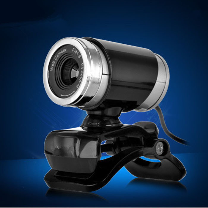 USB 50MP HD Webcam Web Cam Camera with MIC for Computer PC Laptop Desktop Feitong(China (Mainland))