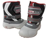 39% OFF Velcro boy Snow boots Kids Snow shoes Leather Children boots Kids Cotton Boots Waterproof Baby Shoes Australian boots