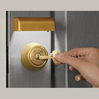 New Arrival 2014 Auto PIR Door Keyhole IR Motion Heat Detector 4 LED Sensors Light Lamp Wholesale