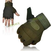 Unisex Keeper Gloves half finger tactical gloves outdoor ride semi finger slip-resistant fitness gloves male femal