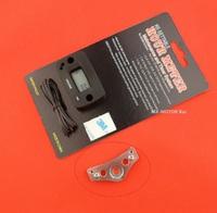 With Alloy Bracket New model water-proof resettable hour meter/Motorcross racing parts