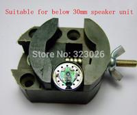 Diy tools welding jig speaker headphone plug unit retaining clip can clip Earphone unit clips