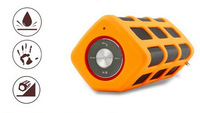 2014 HOT waterproof speaker 7000mA Wireless Bluetooth big Speaker Waterproof Dustproof Shockproof Boom Box Outdoor Bass MusicBox