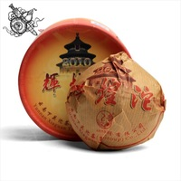 Promotion!2010 XIAGUAN Raw Tuo Pu'Er Tea,HuiHuang tuo puerth,Authentic YunNan tea pu er,health care and lose weight