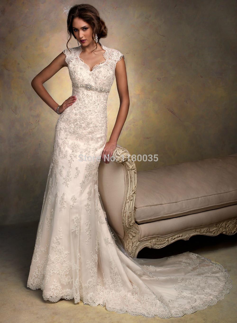 Western Style Wedding Dresses