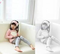 Fashion Baby Girls Clothing Sets 2014 Love Set Girls Clothing pajamas 3 piece set  Free shipping B18 16832