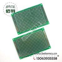 1pcs 4x6 cm PROTOTYPE PCB 2 layer 4x6 panel Universal Board