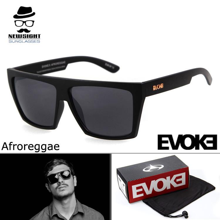 Newsight Fashion Brand Evoke Sunglasses Afroreggae Sun Glasses Summer Sport Cycling Sunglass Mormaii High Quality oculos de sol(China (Mainland))