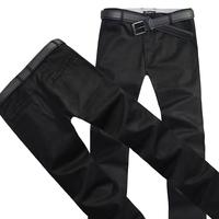 High Quality Men's Casual Pants Wint Men Cotton Pants Slim Mens Jean Trousers calca masculinas 2014 Hot Sale New Style