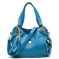 Fashion women bags handbag lady pu handbag leather casual bag Lady messenger bags Totes bolsas femininas couro PL372#94