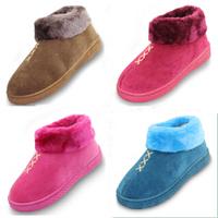 Winter women floor shoes women's winter warm slippers hot sale 2014 new fashion women home slippers cheap shoes