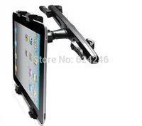 Free shipping 360 degree Rotating universal Car Seat Headrest Mount car bracket car back rest tablet for iPad 2 3 4 samsung