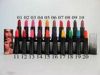 brand mc black green yellow blue  lipsticks  cosplay makeup