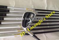 2014 New LH X2 HOT Golf Irons With Graphite R Flex Shaft Golf X 2 HOT Irons Set Clubs Left Hand #456789PAS