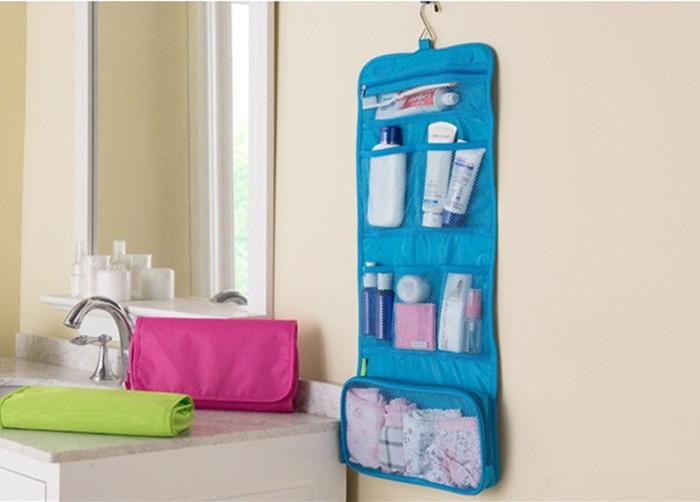 Buy 1pc new portable organizer bag for Bathroom accessories organizer
