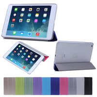 for Apple iPad Air  for ipad 5 Case Ultra Slim Lightweight Silk Pattern Cover Stand Cases Tablet PC Skin Protective Shell
