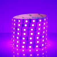 Violet DC12V led light strip 5050 60 led/m SMD LED light strip light  flexible Waterproof IP65 Taiwan HUGA