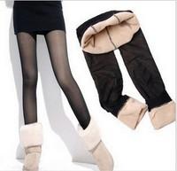 2014 autumn and winter thickening high waist women leggings flesh skin color women legging sport leggings sexy stovepipe