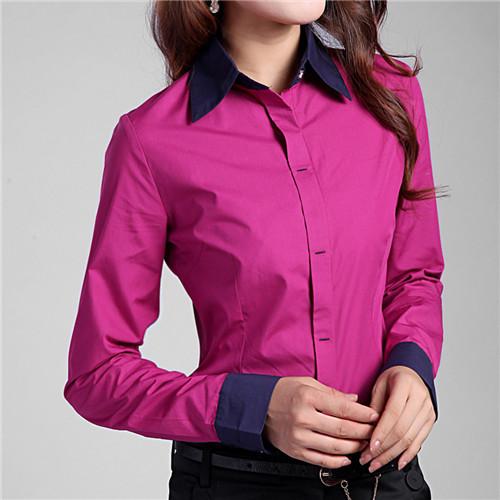 Блузки Рубашки Женщин