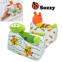 1PCS 2014 NEW SOZZY positional baby pillow shape of Cartoon animal models free shipping