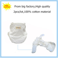 2014 free shipping wholesale retail M,L,XL cotton reusable washable breathable nerborn unisex baby infant cloth diapers cover