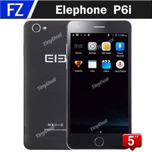 In Stock Original Elephone P6i MTK6582 Quad Core Android 4.4 5.0 inch 960×540 IPS 1GB RAM 4GB ROM 13MP OTG Smartphone Phone