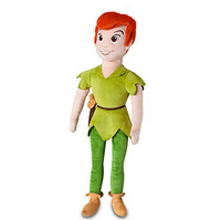 Free shipping Peter Pan Toys 20 Inch 50cm Peter Pan Plush Doll Pelucia Brinquedos Kids Plush Toys for Chilfern