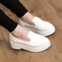 2014 Missy recommend classic summer blockbuster new wild muffin was thick with high single tide models Flats shoes X252