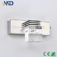 6W LED Mirror Light for Hotel / Washroom Wall Spot Light 540lumen 85-265V Waterproof led mirror front lamp(China (Mainland))