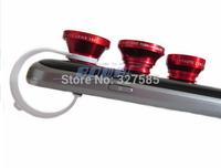 1 pc universal 4 in 1 mobile lens kit, clip 4 in 1 phone lens,4 in 1 universal smartphone lens for all mobile phone