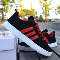 Large size 2014 Spring and Autumn Men Sneakers breathable size 36 ~ 48