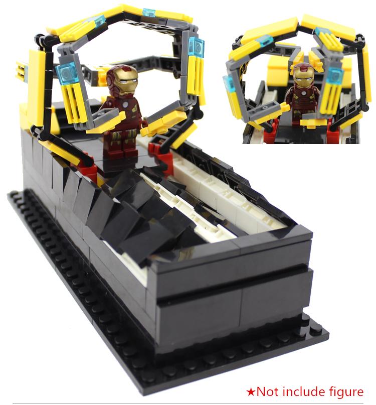 lego iron man mark 34 - photo #33