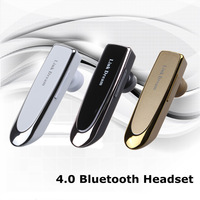 Link Dream LC-B41 Wireless Bluetooth Headset Earphone Headphone for iphone for Samsung Multi Connect 2 Phones Talk Time 24hours