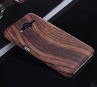 Wood Skin Design Hard Case Protective Phone Cover for Samsung Galaxy Core 2 G355H