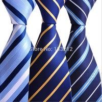 20 Colors Men's Ties-2014 Brand New Fashion Casual Designer Arrival Gentlemen Neckties Men Formal Business Wedding Party Ties