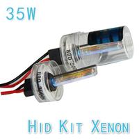 2X HID Xenon Bulb H7 4300K 6000k 8000k 10000k 12000k 35W Free Shipping