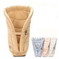 Free shipping 100% cotton baby  Infant Insert Cushion/Baby Carriage Insert newborn soft blanket/wrap