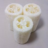 Natural Loofah Luffa Loofa Bath Body Shower Sponge Scrubber Bath Brushes Bath Supplies 3pcs/lot