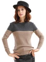 Free Shipping 2015 Women Fall Winter Cashmere Sweater ,Round neck Big size Pullovers   S M L XL XXL XXXL