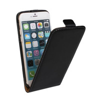 "Genuine Leather Case for iPhone 6 4.7"" Flip Cover , Ultra Slim Leather Cover for iPhone 6 Free Shipping"