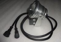 3*1W LED RGB DMX spotlight light;DC12V input;1R1G1B;waterproof