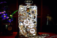 For iPhone 6 Case 4.7 inch Cover Luxury Stone Diamond Perfume Bottle Fashion For Apple iPhone6 Skin Lady Girlfriend Gift Hot