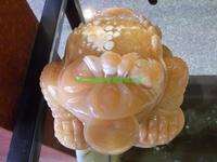 Jade crafts, jade furnishing articles, feng shui furnishing articles, spittor 2